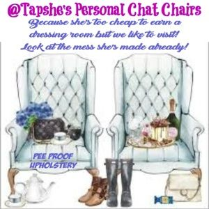 @Tapshe's Personal Chat Chairs @Modmeover